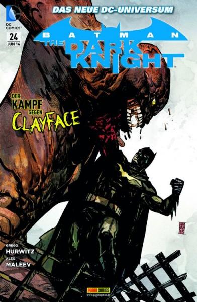 Batman: The Dark Knight 24