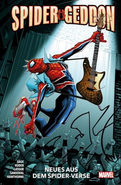 Spider-Geddon 1: Neues aus dem Spider-Verse