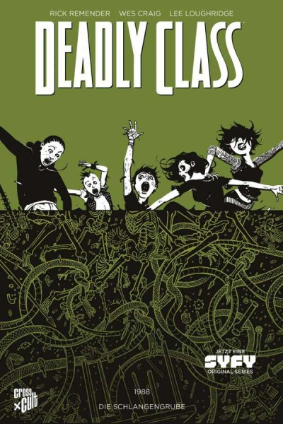 Deadly Class 3: Die Schlangengrube Cover