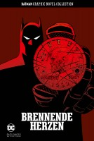 Batman Graphic Novel Collection 50: Brennende Herzen Cover