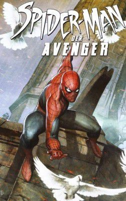 Spider-Man, der Avenger 2 Variant - Comic Action 2012