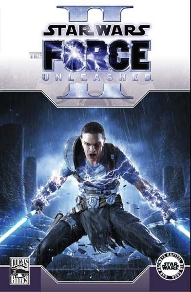 Star Wars Sonderband 58 - The Force Unleashed II - Comic zum Game