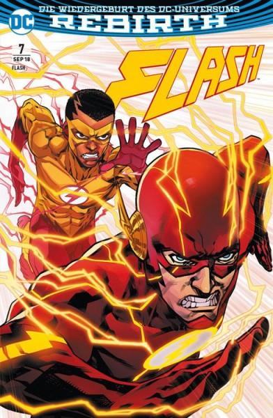 Flash 7: Wenn die Hölle gefriert