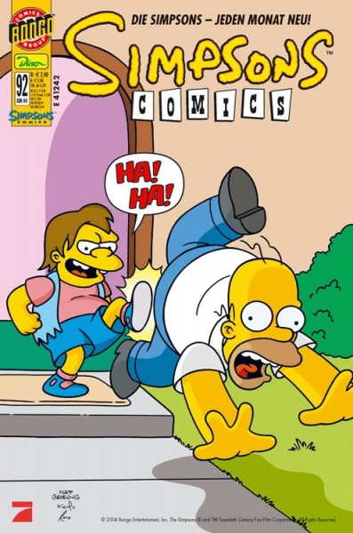 Simpsons Comics 92