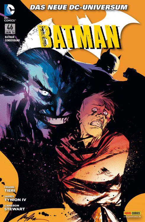 Batman Sonderband 46: Todesspiel