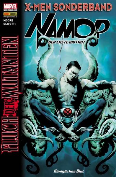 X-Men Sonderband: Fluch der Mutanten - Namor