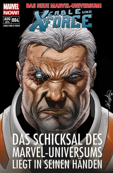 Cable & X-Force 4