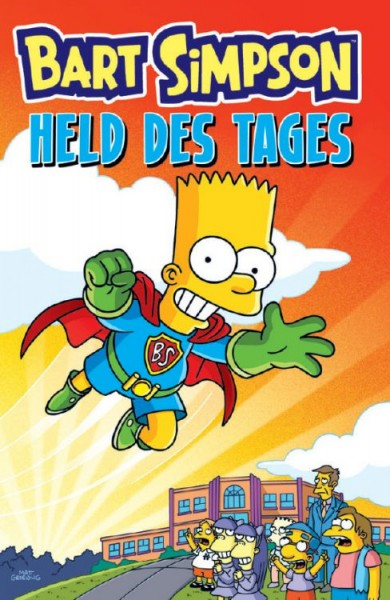 Bart Simpson Sonderband 13: Held des Tages