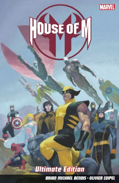 House of M: Ultimate Edition (Engl.)