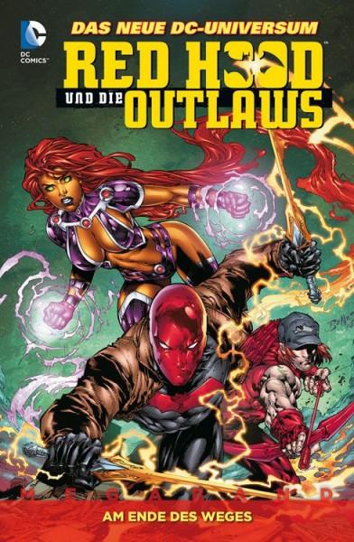 Red Hood und die Outlaws Megaband 3 - Am Ende des Weges