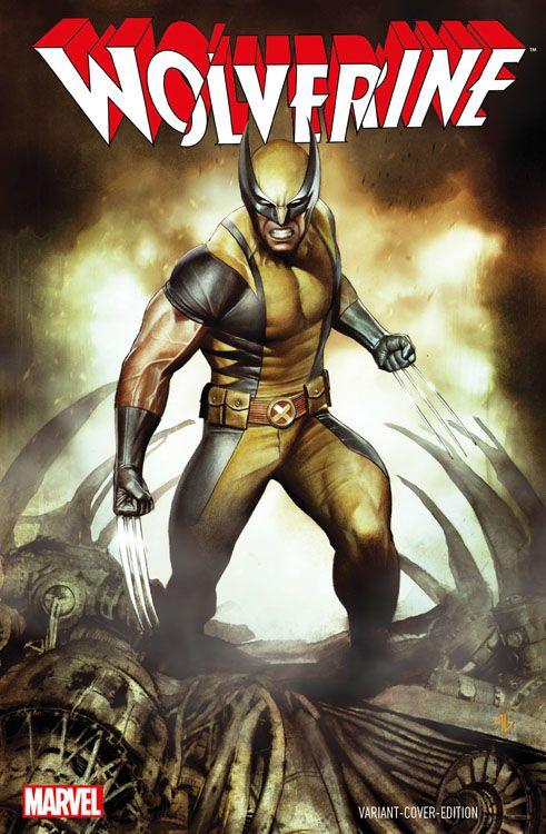 Wolverine 4: Der Tag der Abrechnung...