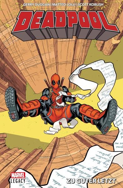 Marvel Legacy: Deadpool 2 - Zu guter Letzt