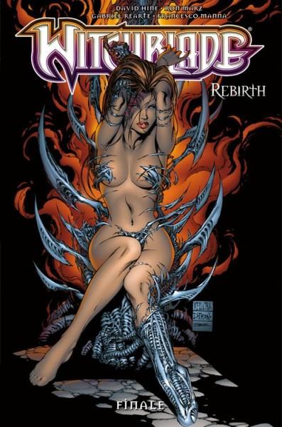Witchblade: Rebirth 6