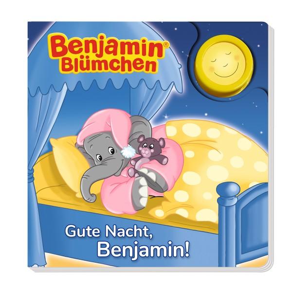 Benjamin Blümchen - Gute Nacht, Benjamin!