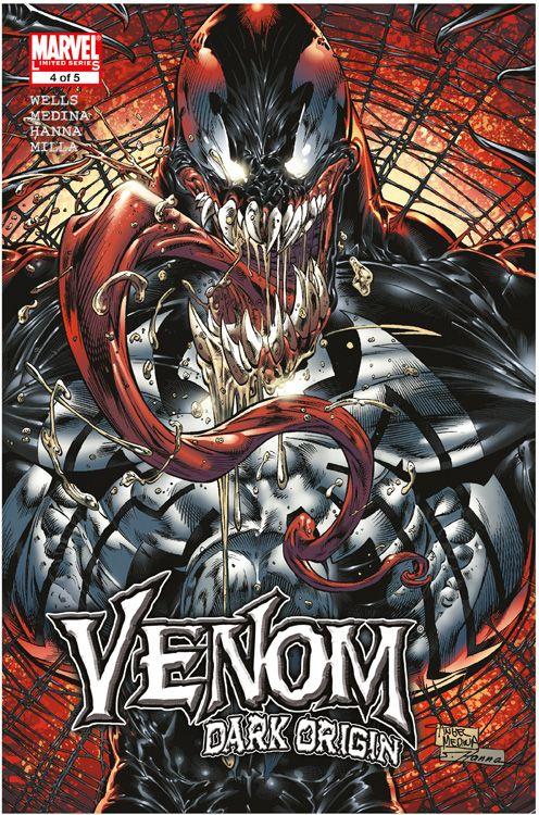 Venom - Dark Origin Hardcover