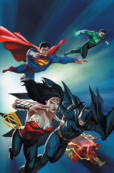 Justice League 41 Variant Comic - Action 2015