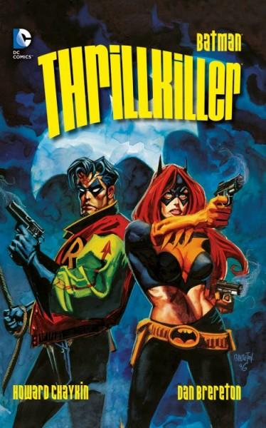 Batman: Thrillkiller - Comic Action 2014