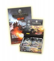 World of Tanks Trading Cards Kollektion - Bundle 2