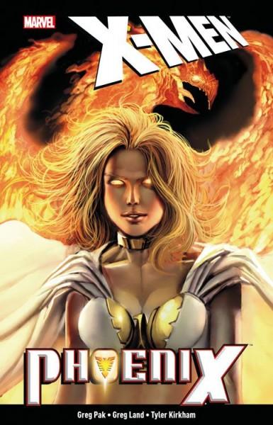 X-Men: Phoenix (Abgesang/Kriegsgesang) - Comic Action 2012
