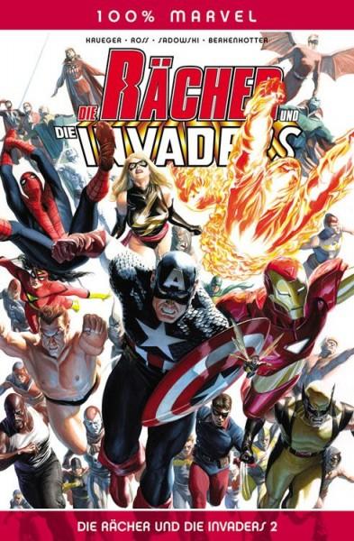 100% Marvel 46: Die Rächer/Die Invaders 2
