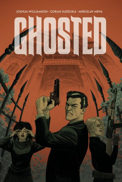 Ghosted 1 - Comic Salon Erlangen