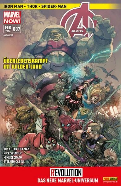 Avengers 7 (2013)