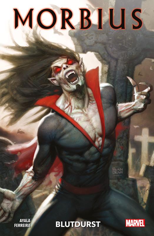 Morbius 1: Blutdurst