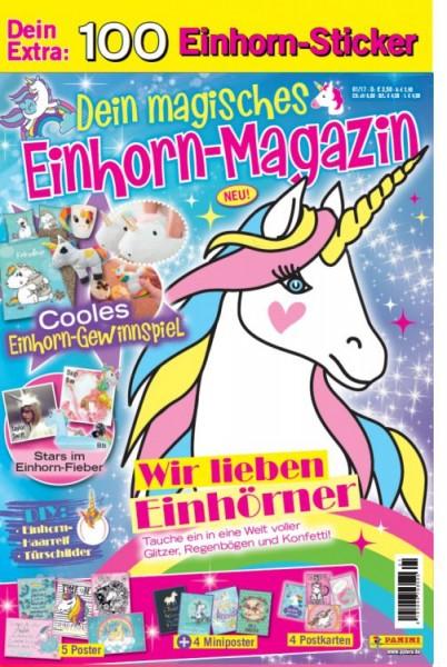 Dein magisches Einhornmagazin 01/17