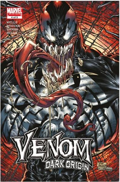 Venom: Dark Origin Hardcover