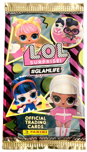 L.O.L. Surprise! #Glamlife Trading Cards Kollektion - Tüte