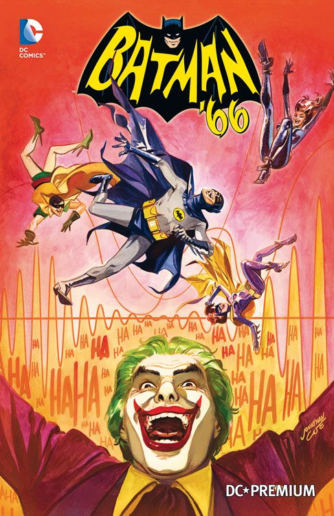DC Premium 89: Batman '66 2