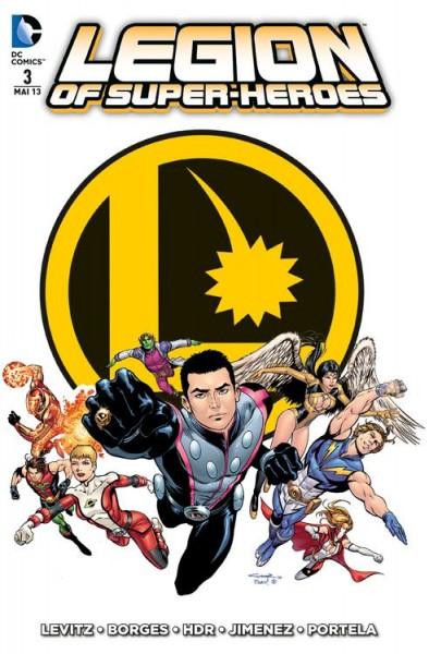 Legion of Super-Heroes 3: Der Ruf des Bösen