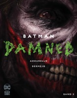 Batman Damned 3 Cover