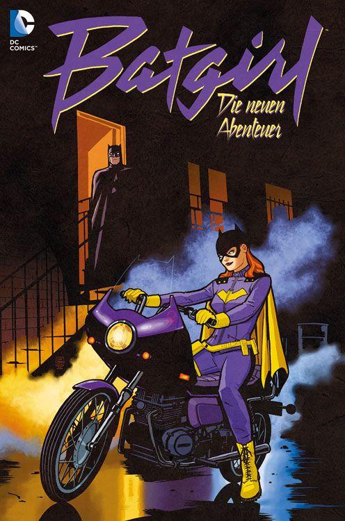 Batgirl: Die neuen Abenteuer 1 Variant