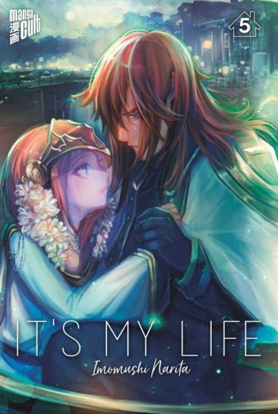 It's my Life 5 Cover