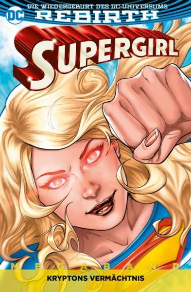 Supergirl Megaband 1: Kryptons Vermächtnis