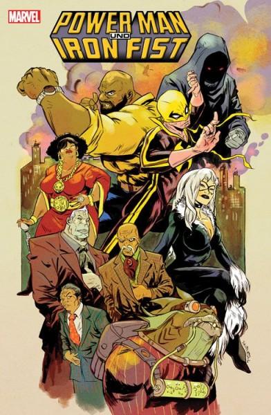 Power Man & Iron Fist 3: Gangster und Dämonen