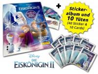 Disney: Die Eiskönigin 2 - Cristal Edition - Sticker und Cards - Schnupperbundle