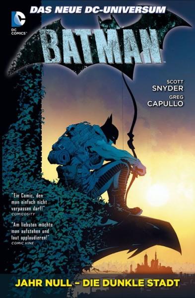 Batman 5: Jahr Null - Die dunkle Stadt