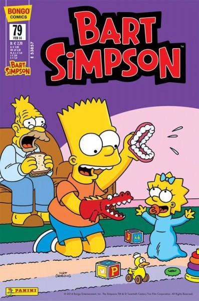 Bart Simpson Comics 79