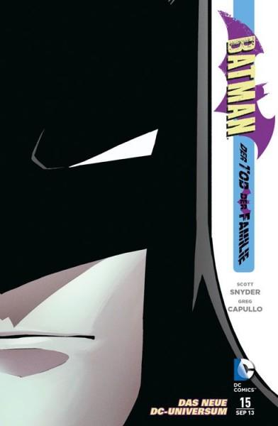 Batman 15 (2012) Variant