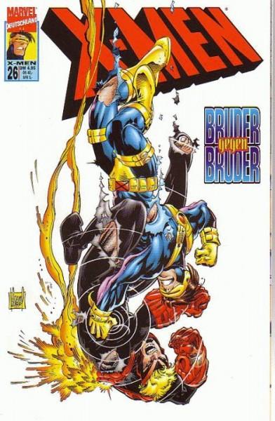 X-Men 26: Bruder gegen Bruder