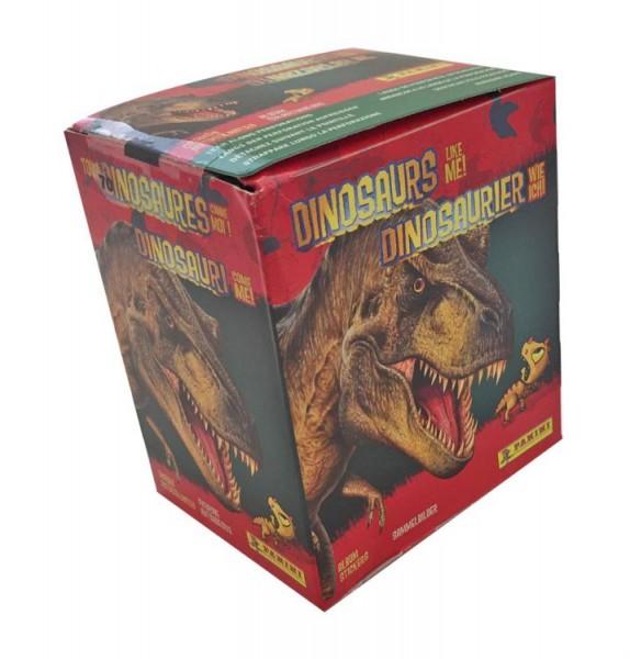 Dinosaurier wie ich! Stickerkollektion - Box mit 50 Tüten