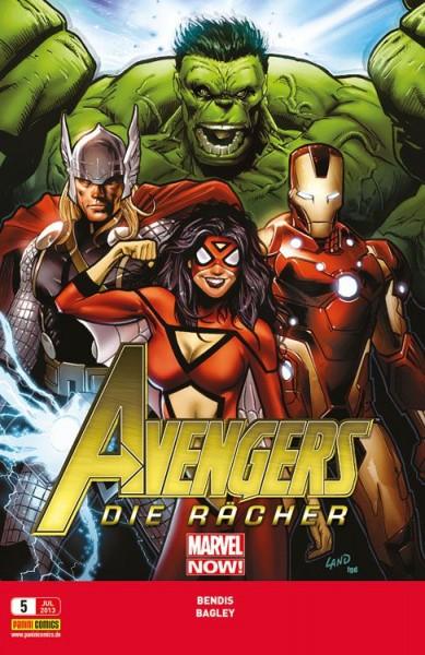 Avengers - Die Rächer 5