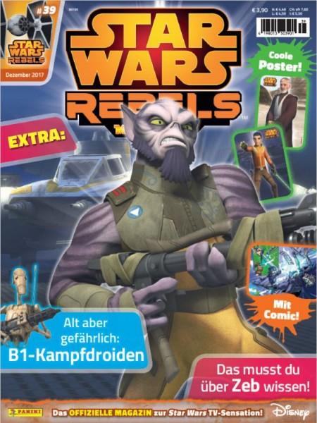 Star Wars: Rebels - Magazin 39
