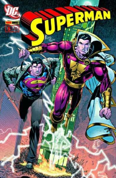 Superman Sonderband 8: Superman vs. Shazam
