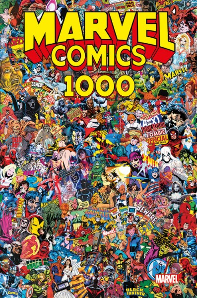 Marvel Comics 1000 Hardcover