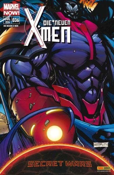 Die neuen X-Men 36