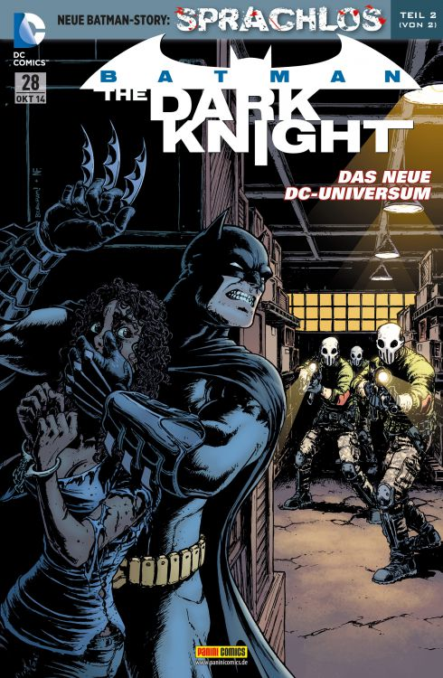 Batman: The Dark Knight 28