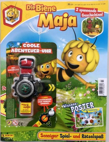 Biene Maja Magazin 03/18